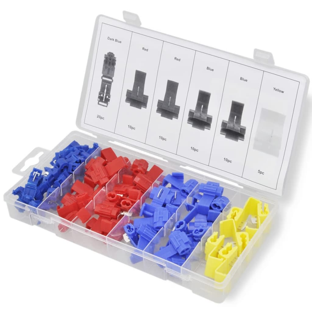 vidaxl-65-pcs-quick-splice-insulated-wire-terminal-connector-assortment-kit