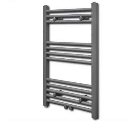 Radiador toallero recto calefactor central de ba o 500 x - Cambiar radiador por toallero ...