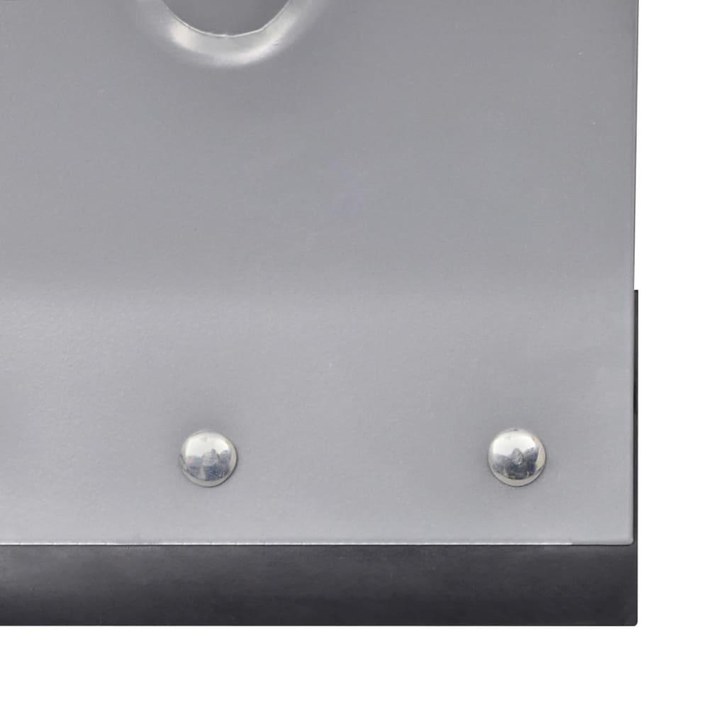 cuchilla quitanieves universal 100 x 44 cm. Black Bedroom Furniture Sets. Home Design Ideas