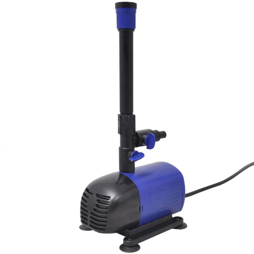 vidaXL vidaXL50 W 2000 L / h medence pumpa