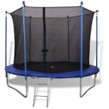 vidaXL Five Piece Trampoline Set 3.05 m