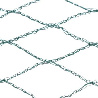 Vidaxl red de cubierta para estanque 8 x 4 m pe for Cubierta estanque