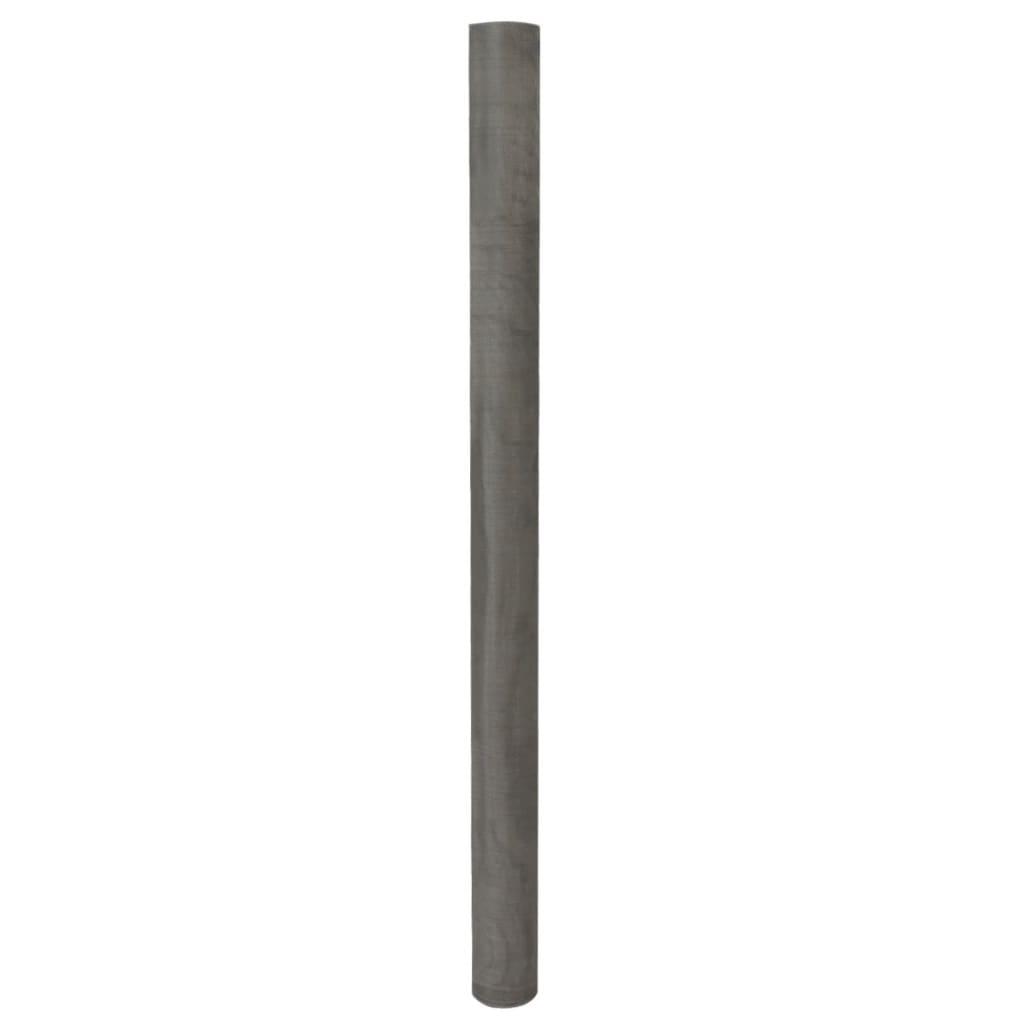 vidaXL 150x500 cm-es 202-es rozsdamentes acél háló