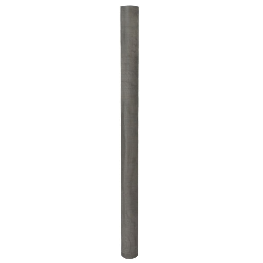 vidaXL 150x1000 cm-es 202-es rozsdamentes acél háló