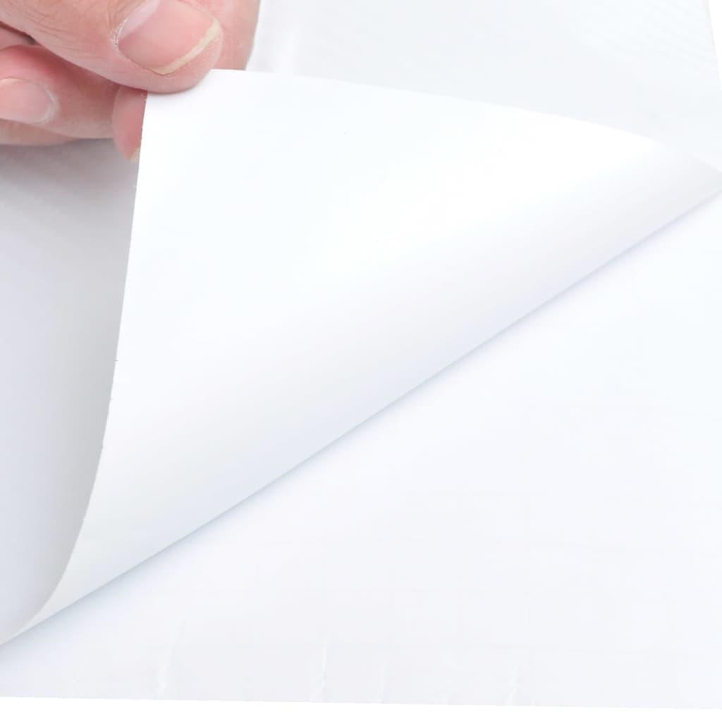 acheter film fibre de carbone 3d vinyl blanc 152 x 200 cm pour voiture pas cher. Black Bedroom Furniture Sets. Home Design Ideas
