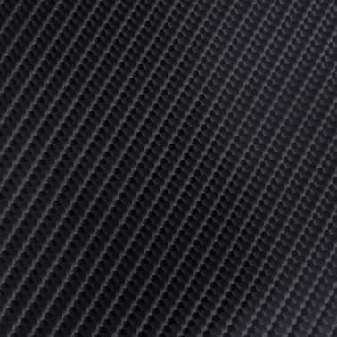 """Carbon Fiber Vinyl Car Film 4D Black 60"""" x 79""""[5/6]"""