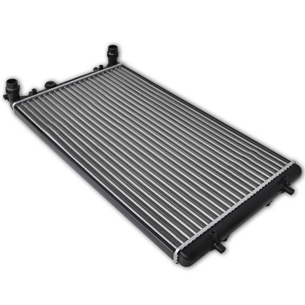 acheter radiateur de refroidissement pour audi skoda vw etc 650 x 415 x 23 mm pas cher. Black Bedroom Furniture Sets. Home Design Ideas