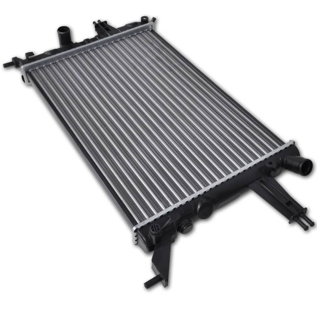 Engine Oil Cooler : Water cooler engine oil radiator vauxhall vidaxl