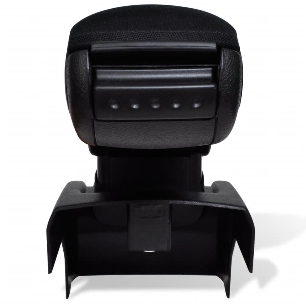la boutique en ligne accoudoir pour ford focus 2005 2011 noir. Black Bedroom Furniture Sets. Home Design Ideas
