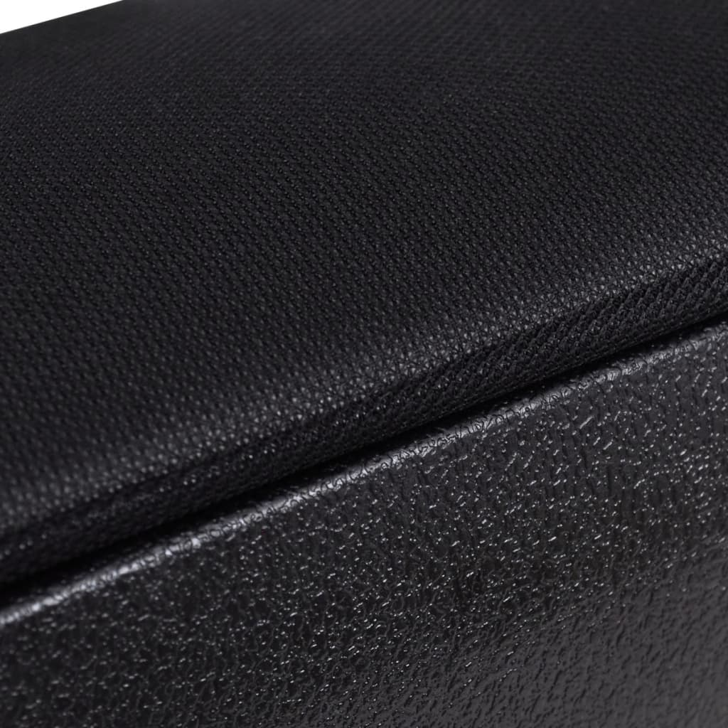 articoli per bracciolo auto nero per ford fiesta mk7 2009. Black Bedroom Furniture Sets. Home Design Ideas