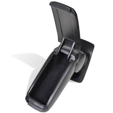 Black Car Armrest for Ford Fiesta MK7 (2009)[4/6]