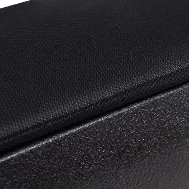 Black Car Armrest for Ford Fiesta MK7 (2009)[2/6]