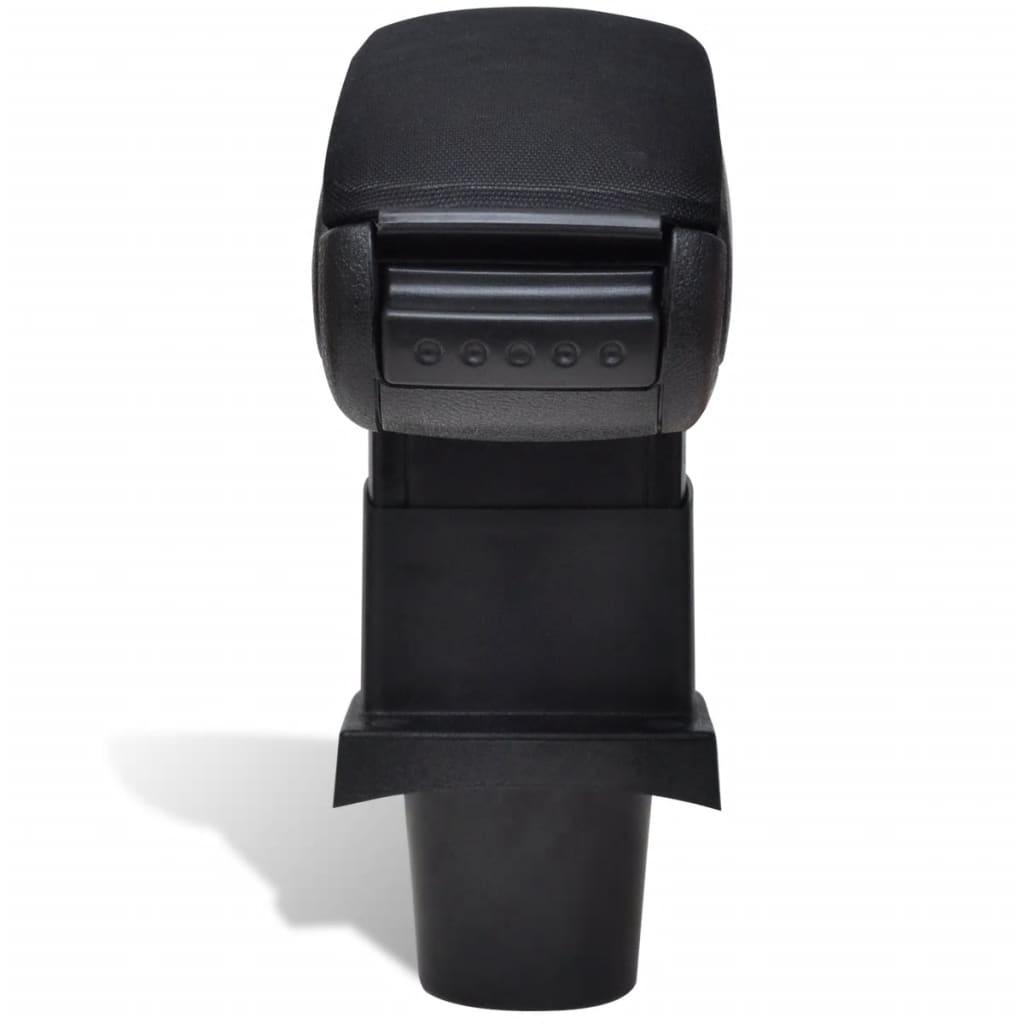 acheter accoudoir pour toyota yaris 2008 noir pas cher. Black Bedroom Furniture Sets. Home Design Ideas