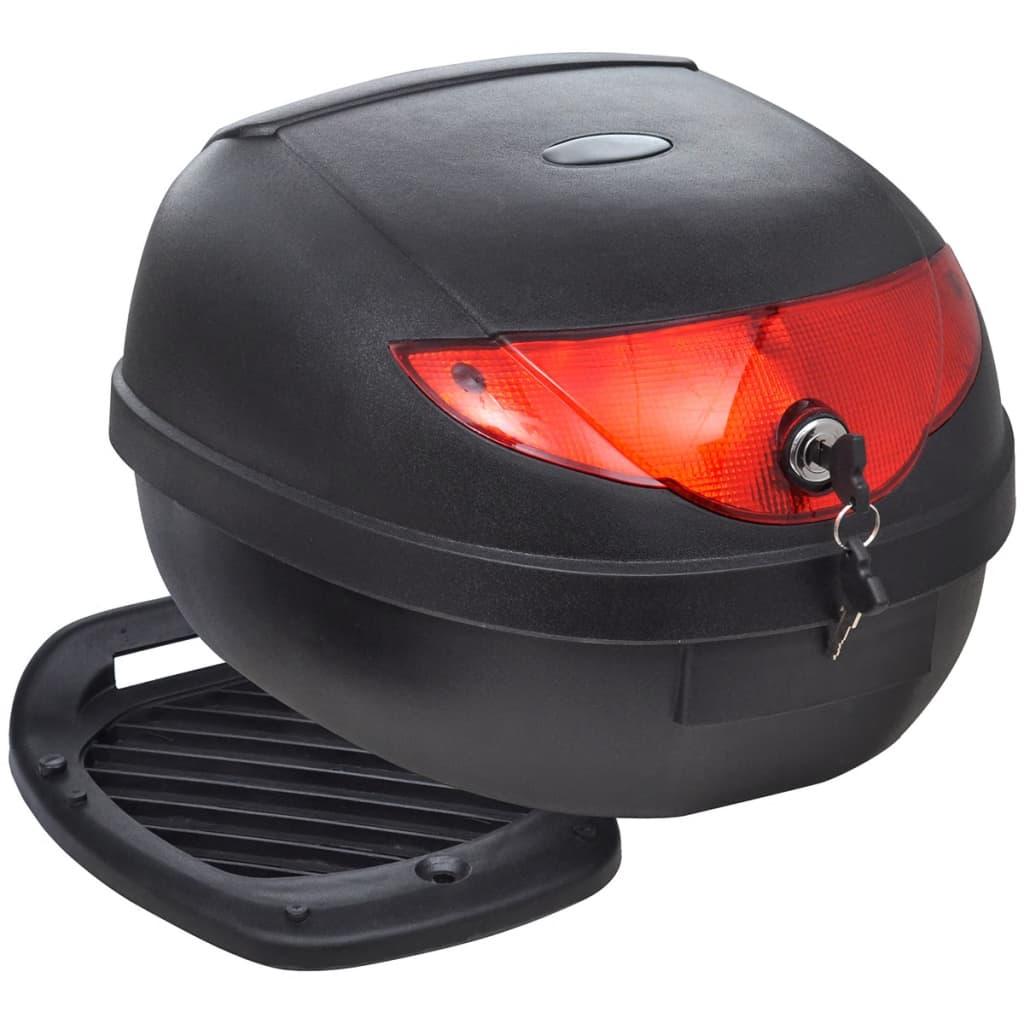 motorrad top case 36 l f r einen helm g nstig kaufen. Black Bedroom Furniture Sets. Home Design Ideas