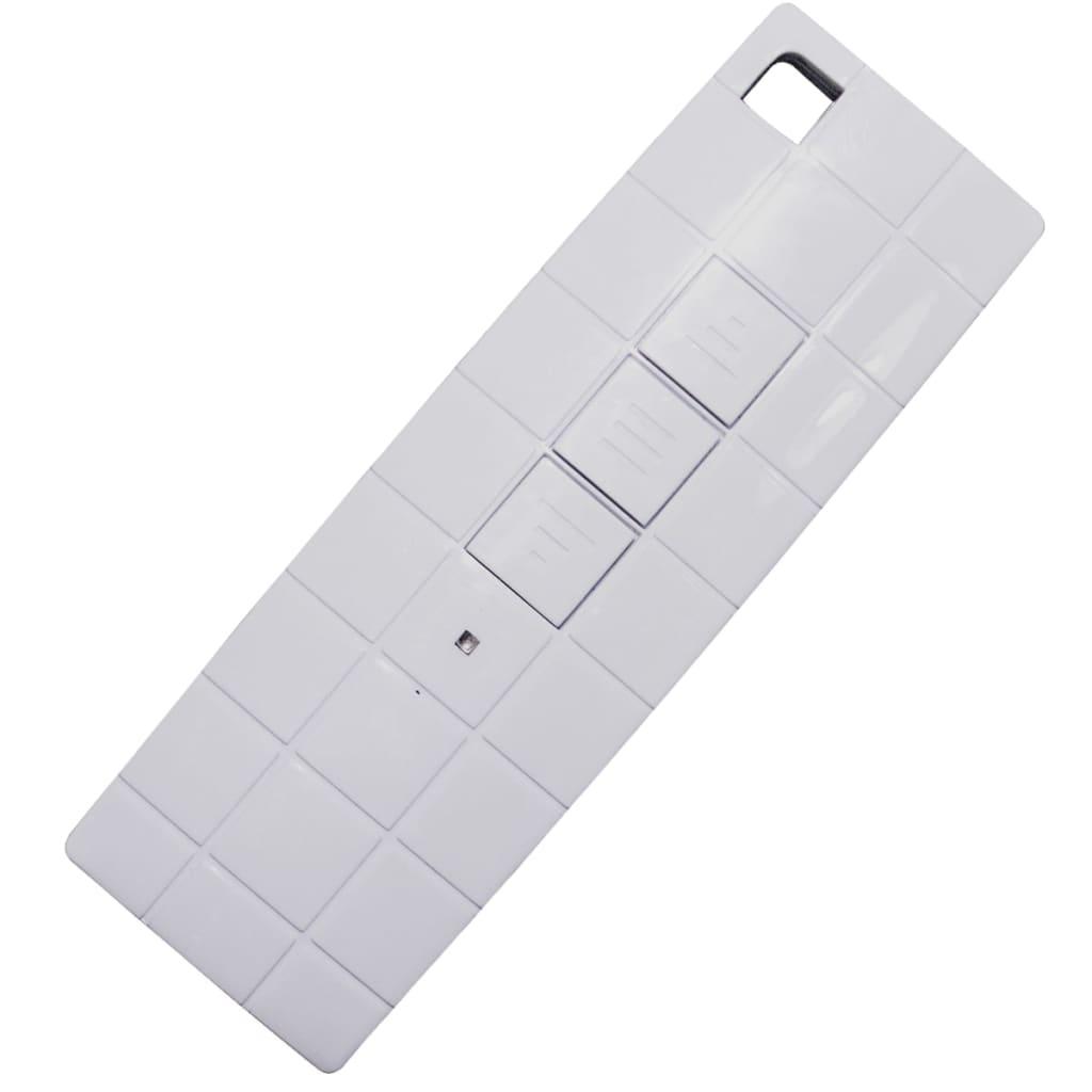acheter store banne 600 x 300 cm bleu marine et blanc pas cher. Black Bedroom Furniture Sets. Home Design Ideas