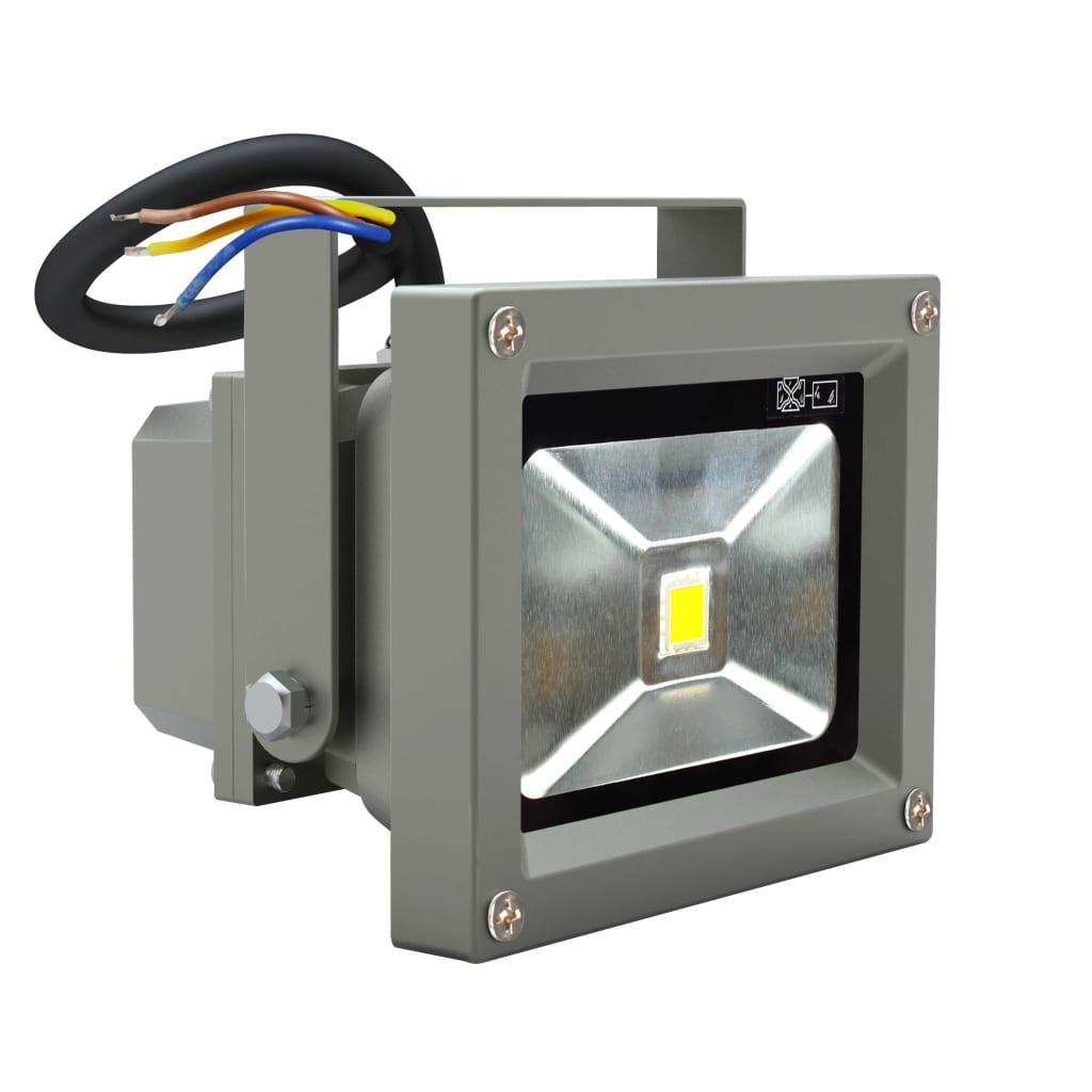 Articoli per Faretti lampade LED da esterno 10W,5,bianco e staffa  vidaXL.it