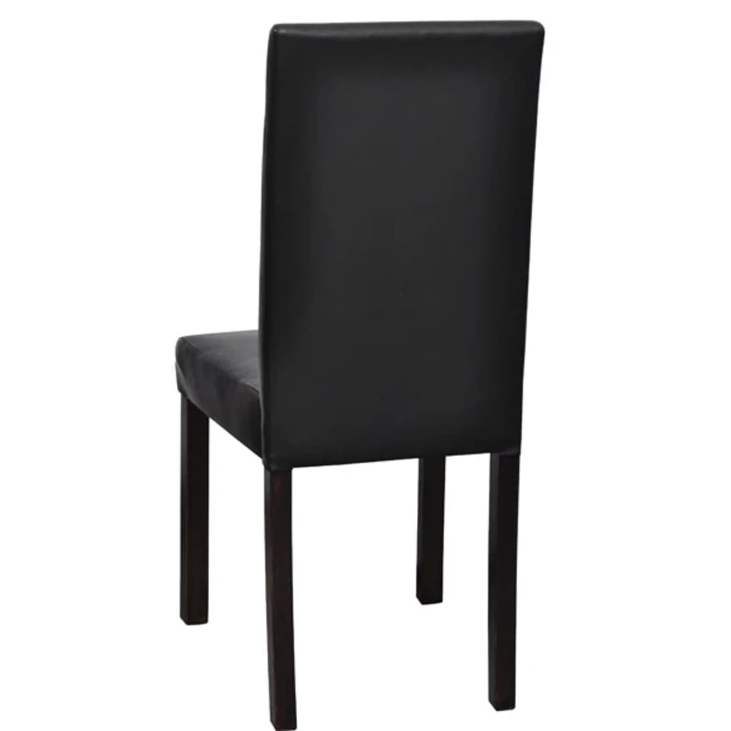 Stühle Modern Esszimmer Schwarz ~ Stühle Esszimmer (6 Stück) schwarz  devidaxlch