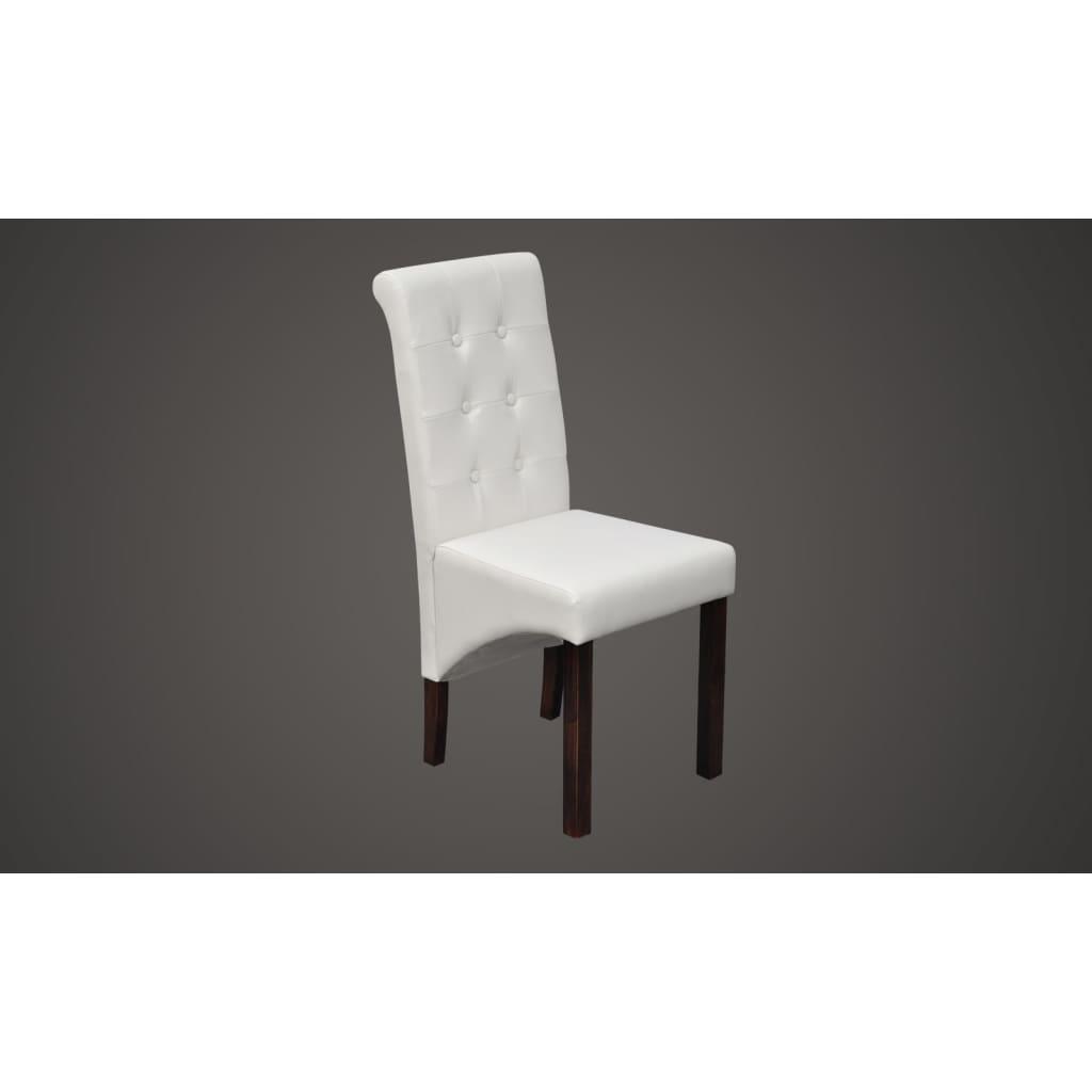 Articoli per sedie da pranzo e soggiorno pelle sintetica for Sedie da soggiorno
