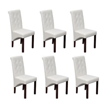 Articoli per sedie da pranzo e soggiorno pelle artificiale for Sedie in pelle da soggiorno