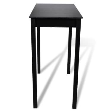 Barstol i 4-pack London inklusive bord svart[3/8]