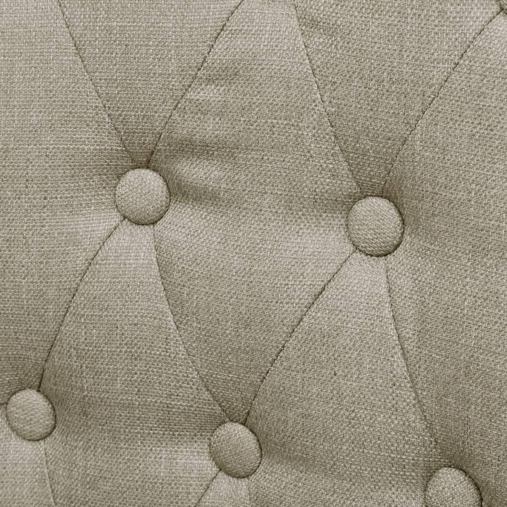 acheter lot de 6 chaises de salle manger salon beige antique pas cher. Black Bedroom Furniture Sets. Home Design Ideas