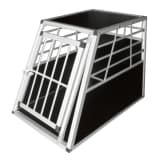 Hundetransportbox Hundebox Transportbox L 65x91x70 cm