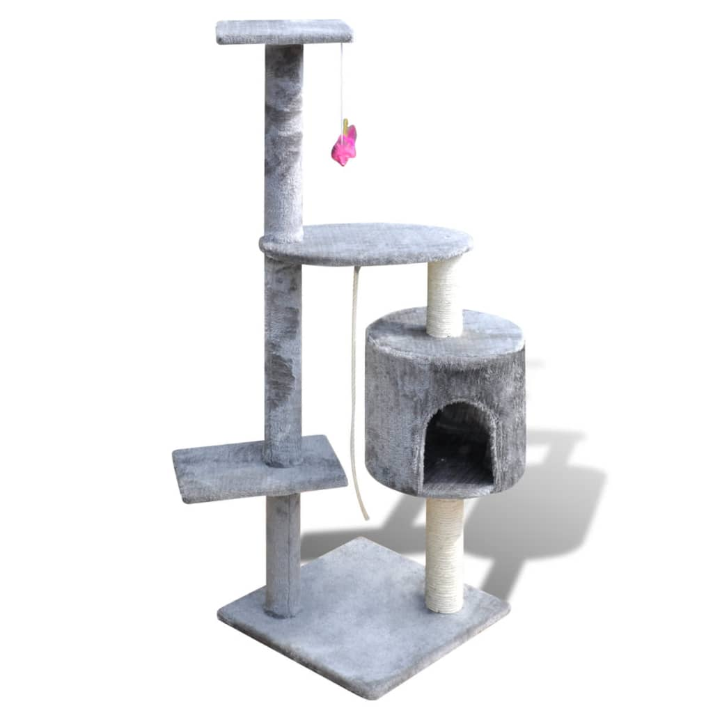 vidaxl-cat-tree-scratching-post-114-cm-1-condo-grey