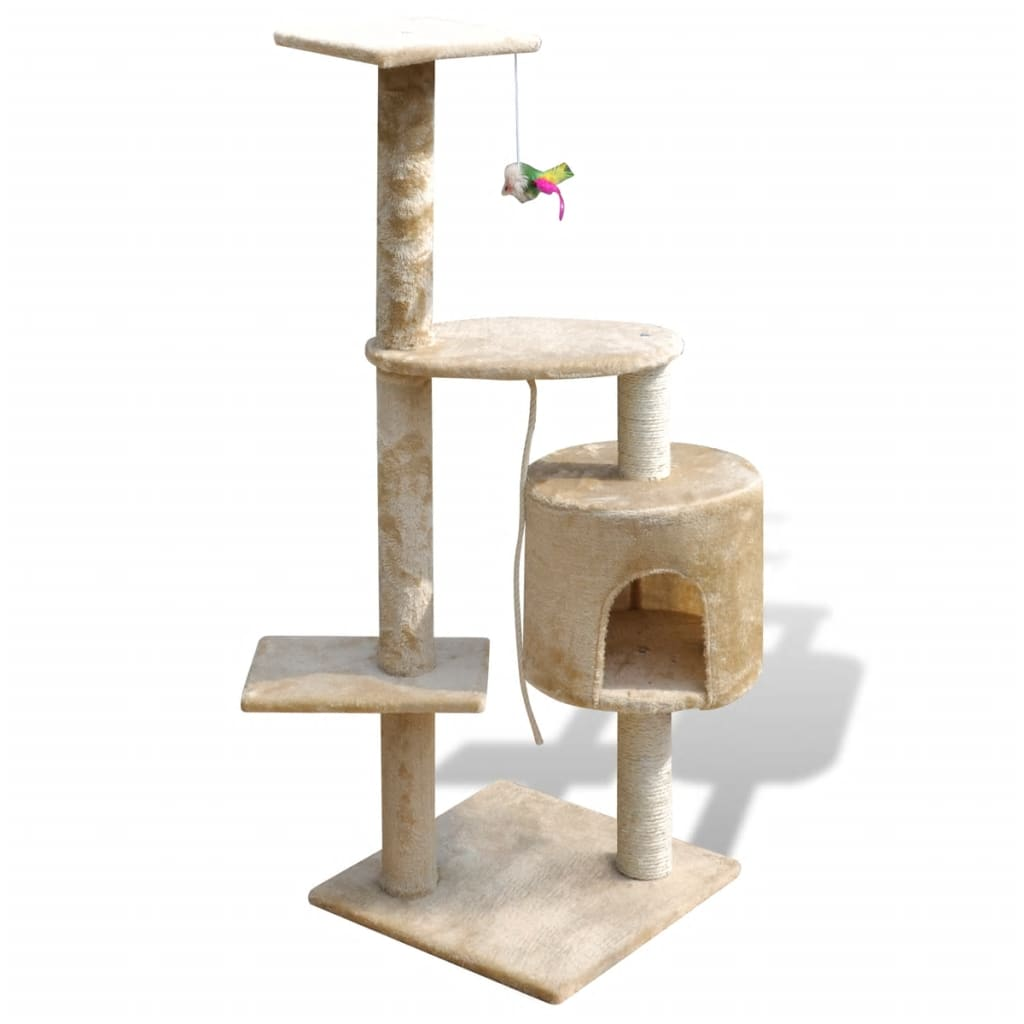 vidaxl-cat-tree-scratching-post-114-cm-1-condo-beige