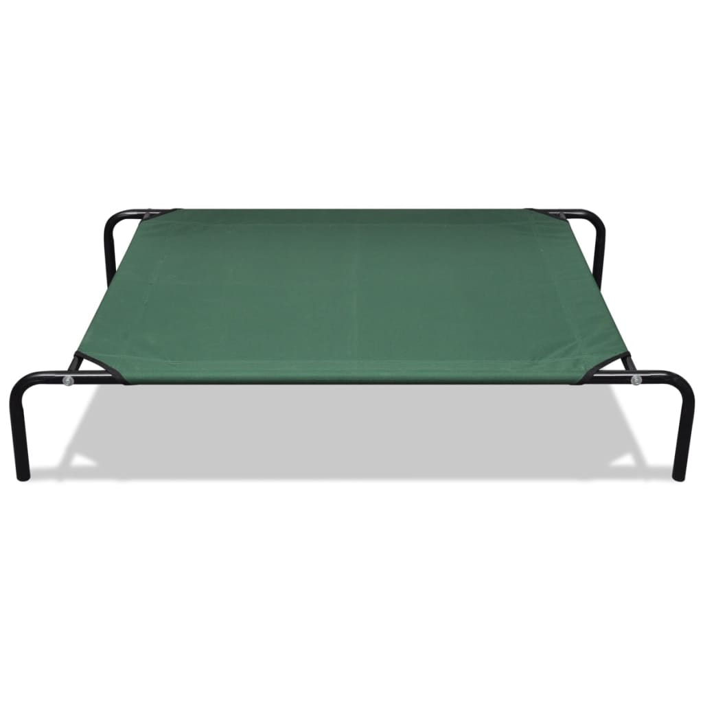 Elevated Pet Bed with Steel Frame 4 3