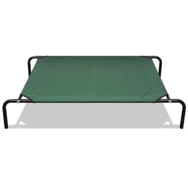 Elevated Pet Bed with Steel Frame 4