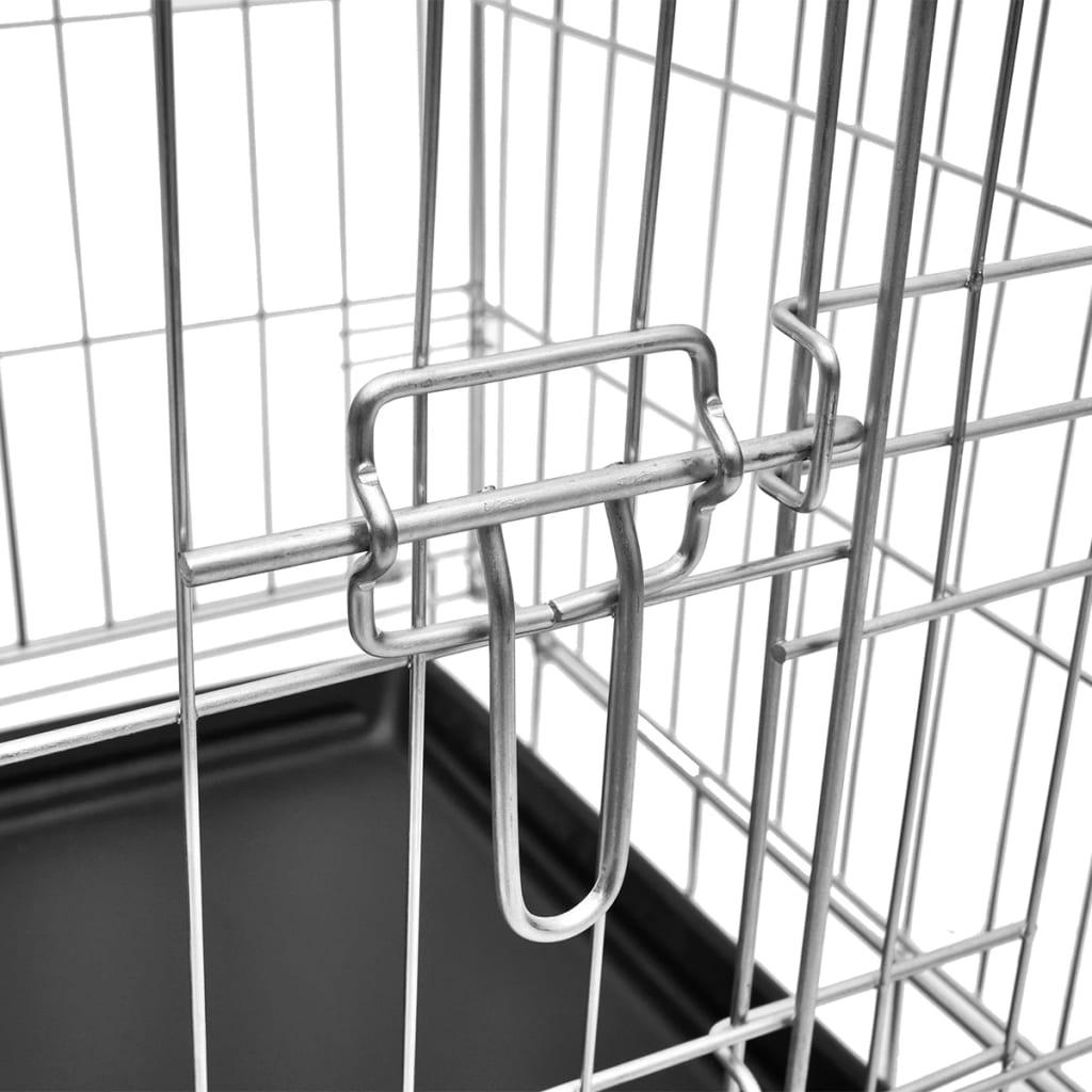 La boutique en ligne cage en m tal pliable pour chien xxl - Cage pour chien xxl pas cher ...
