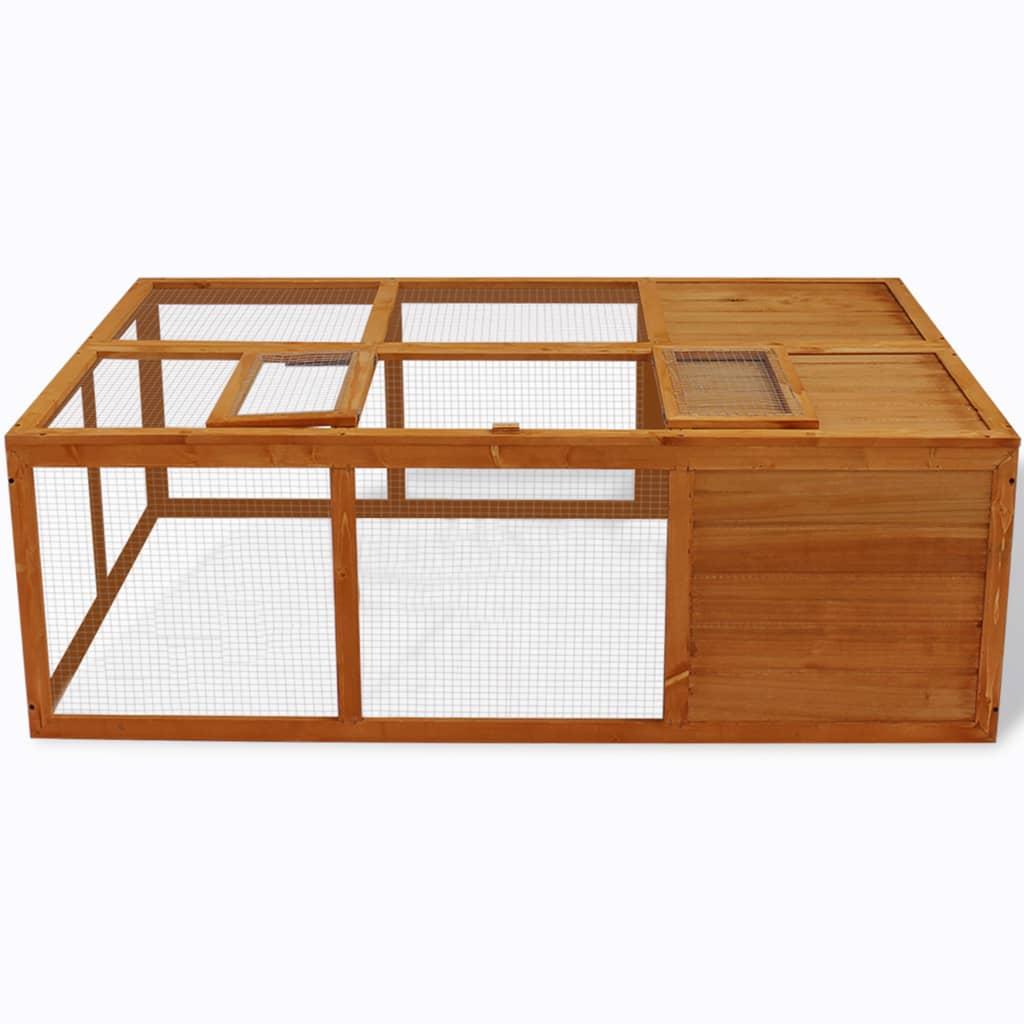 Articoli per pollaio pieghevole in legno da esterno for Articoli per esterno