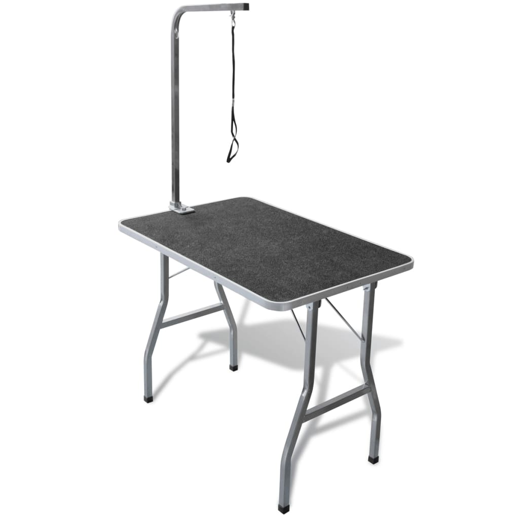 Dog Grooming In Riga: Portable Pet Dog Grooming Table With Castors