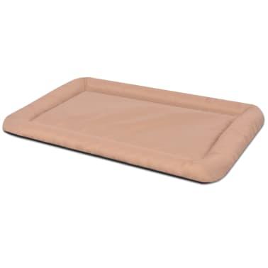 acheter vidaxl matelas pour chiens taille m beige pas cher. Black Bedroom Furniture Sets. Home Design Ideas