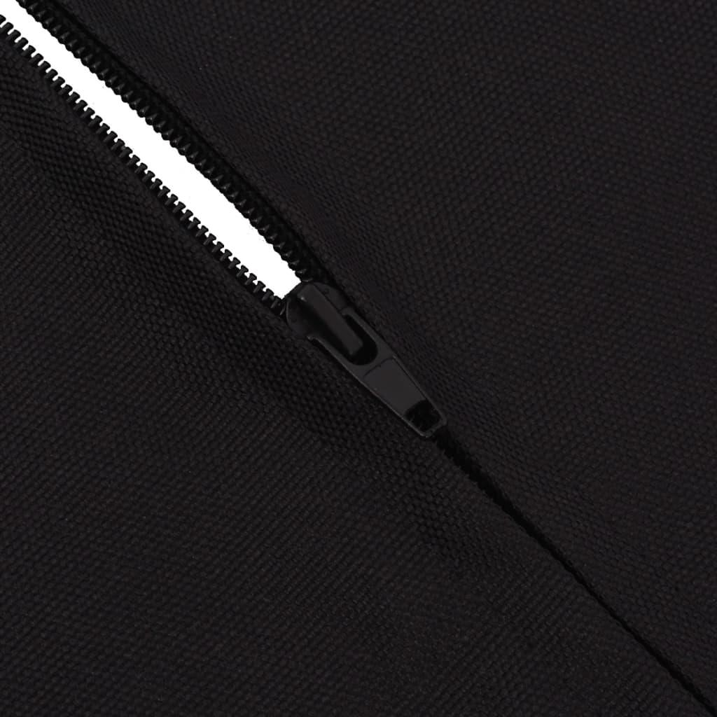4 sur 8 vidaXL Housse de Siège Protection Auto pour Animaux 148 x 142 cm  Noir 803261d0686