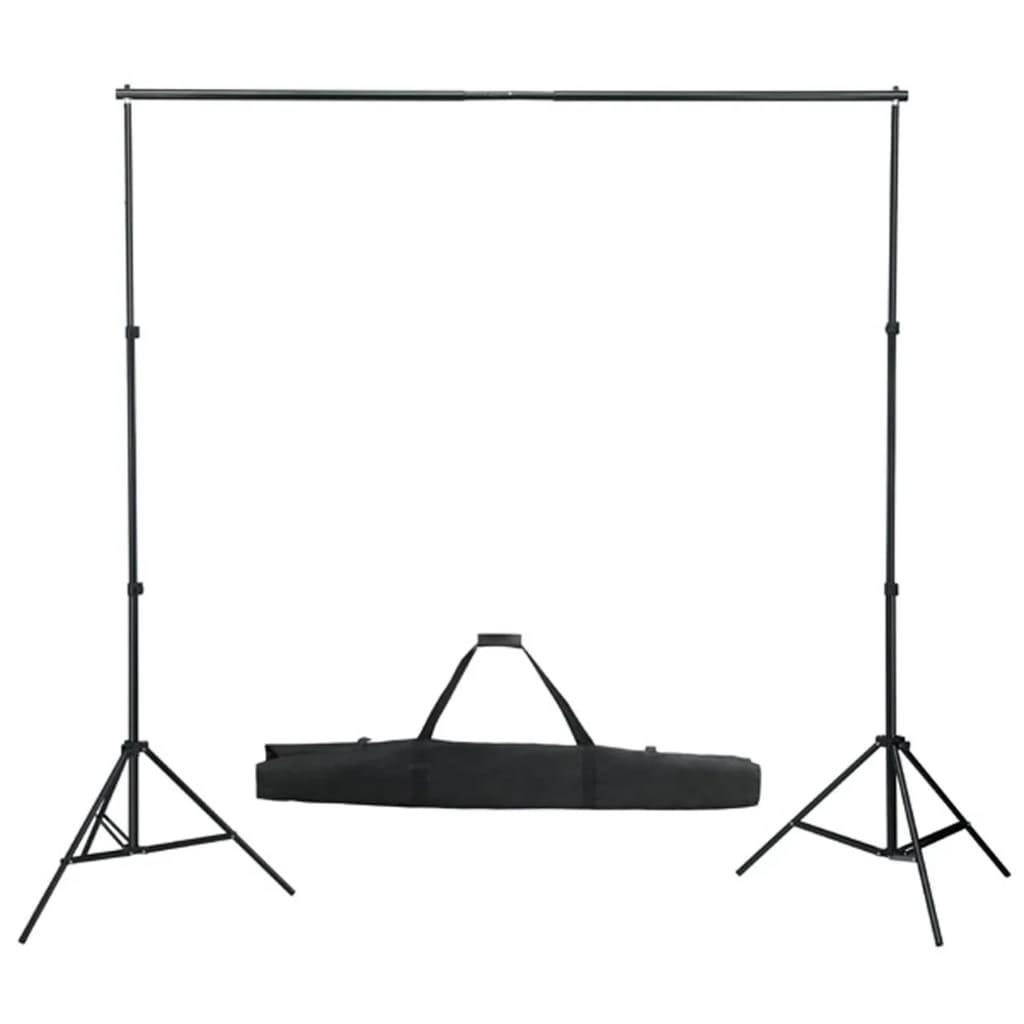 la boutique en ligne support de fond pour studio photo 300 cm sans toile. Black Bedroom Furniture Sets. Home Design Ideas