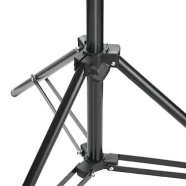 Studiolampa inklusive softbox 60 x 40 cm[5/5]