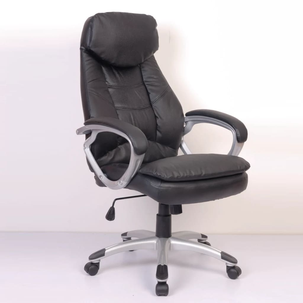 High Quality Home Office Furniture: High Quality Leather Office Chair