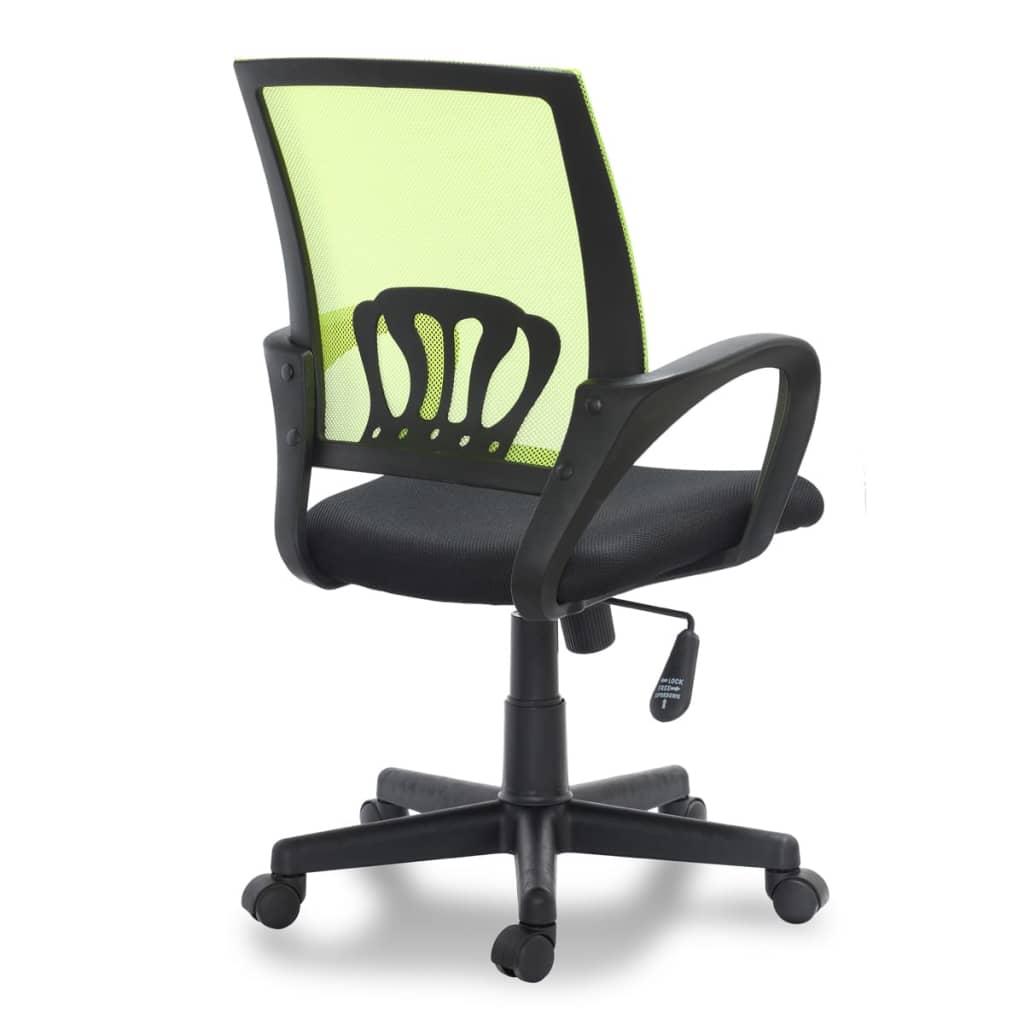 La boutique en ligne si ge de bureau vert ergonomique avec - Siege bureau ergonomique ...