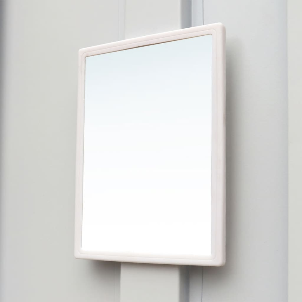 acheter armoire 6 portes de casier gris pas cher. Black Bedroom Furniture Sets. Home Design Ideas