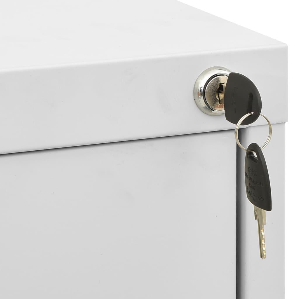 La boutique en ligne armoire de bureau en m tal 3 for Armoire a tiroirs de bureau