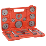 22 pcs Brake Caliper Piston Rewind Tool Kit