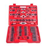 111- osaline keermestus tööriistade komplekt