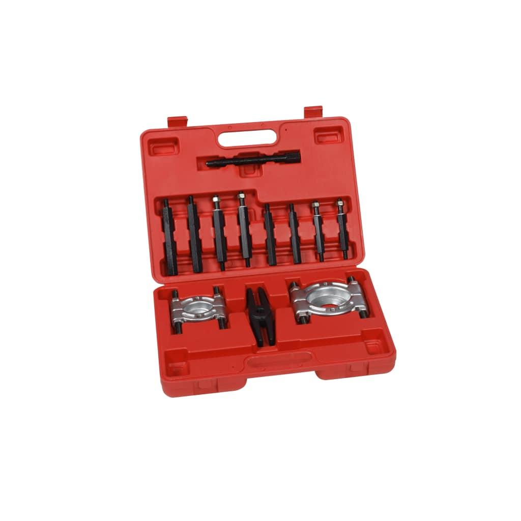 Bearing Splitter Gear Puller : Vidaxl bearing splitter and gear puller set