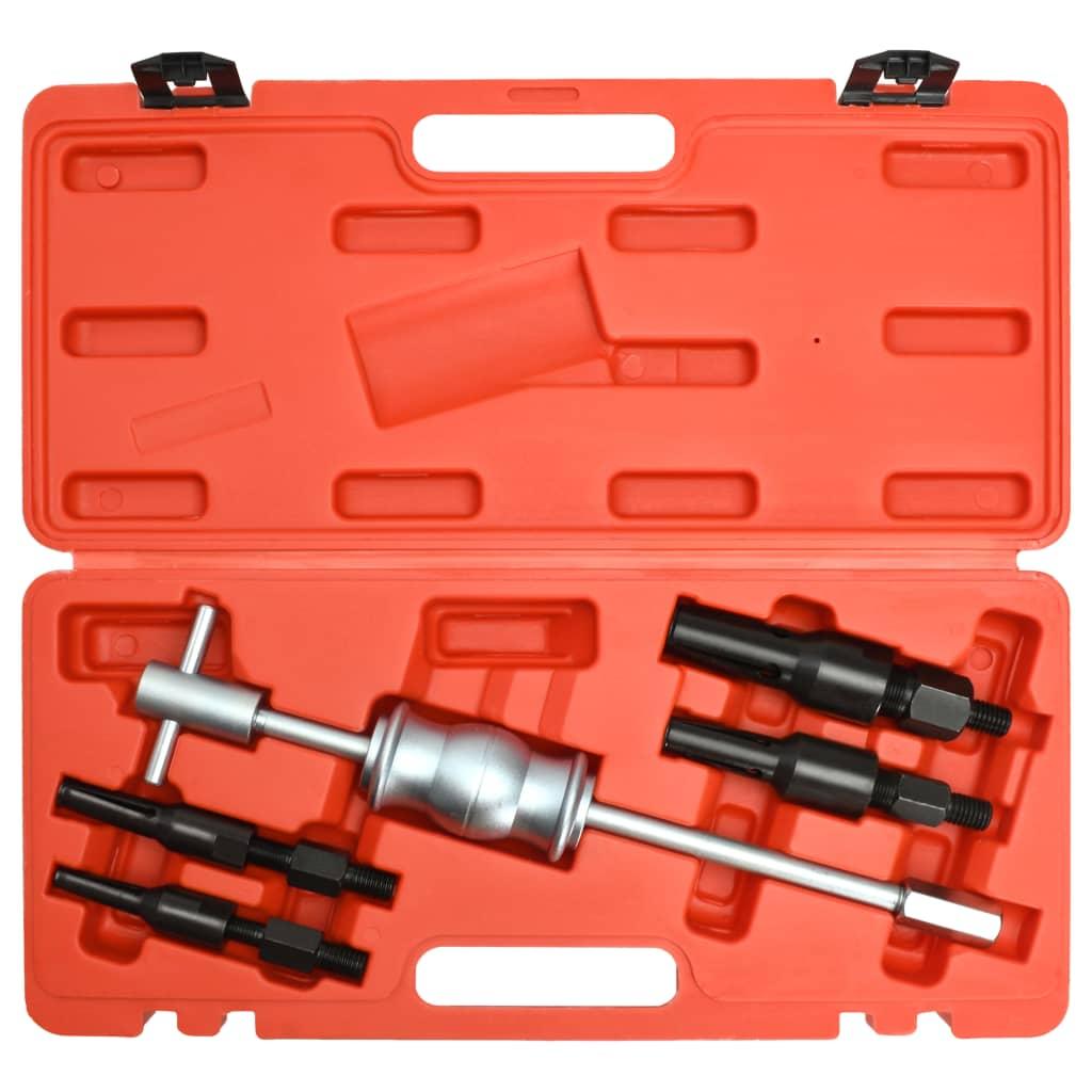 Bearing Puller Kit Napa : Vidaxl pc inner bearing puller set