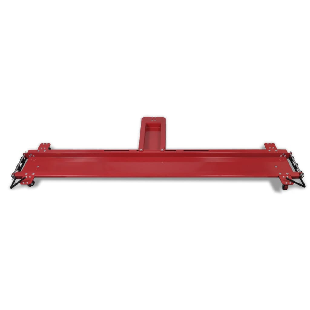 Motorcycle dolly red motorcycle stand vidaxl com