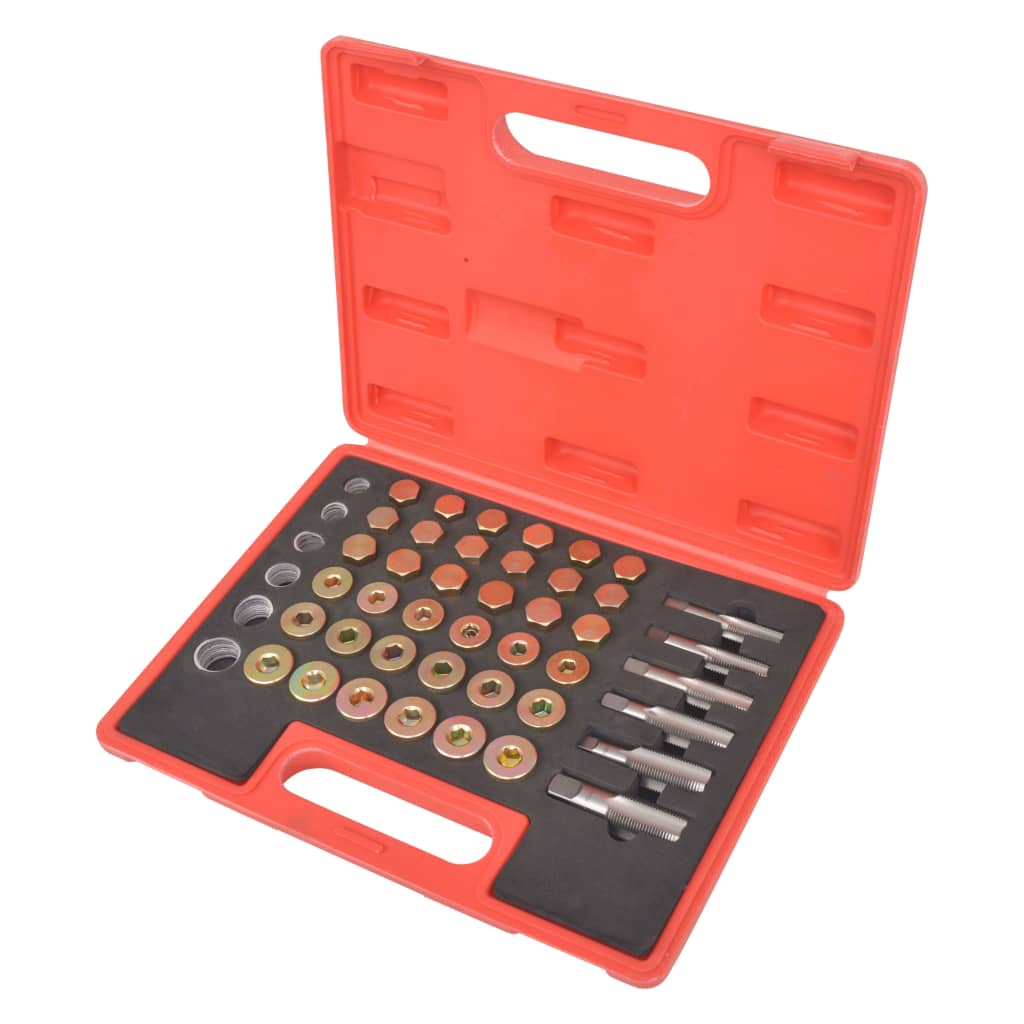 vida-xl-laser-tools-oil-drain-plug-sump-pump-repair-kit