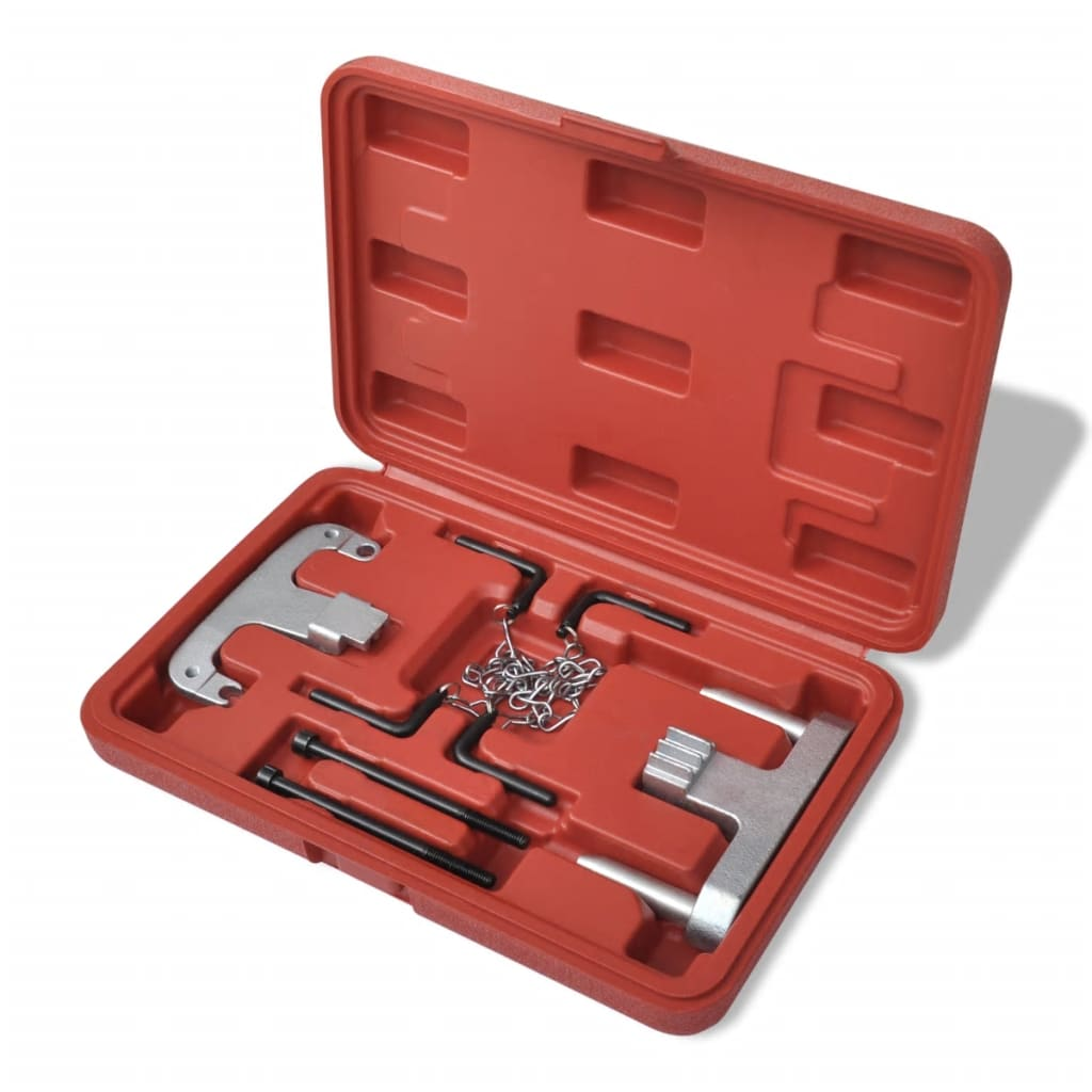Engine timing tools kit set for mercedes for Mercedes benz tool kit