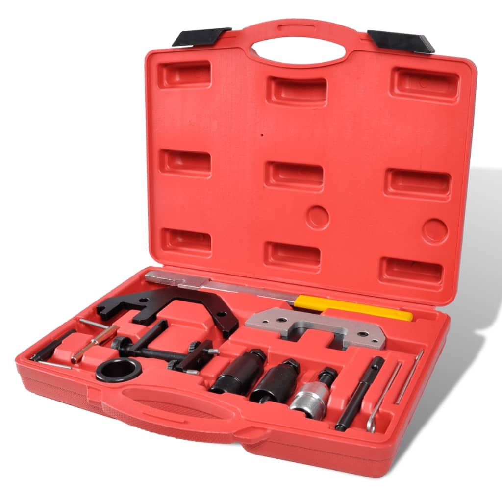 vidaXL Diesel Engine Timing Tool Kit-BMW