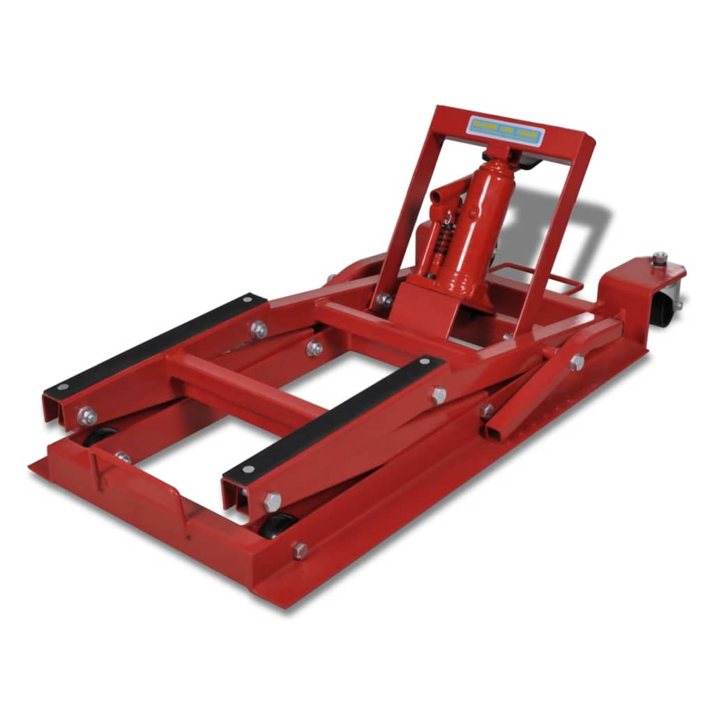 Atv Motorcycle Lift 1500 Lb Vidaxl Com